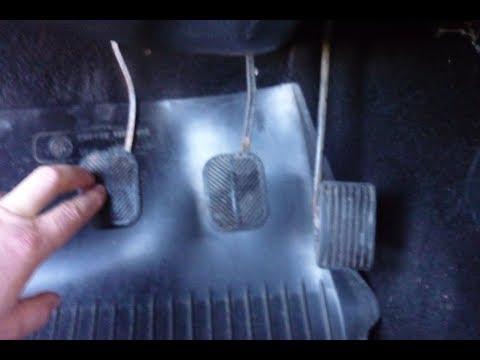 Вопрос: Как определить, что в автомобиле пора менять сцепление?