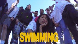 Смотреть клип Deb Never - Swimming