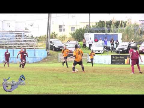 Football St Davids vs Hamilton Parish, Nov 18 2012