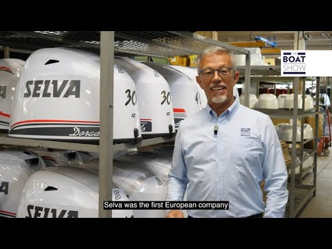 SELVA MARINE - HOW IT'S MADE AN OUTBOARD ENGINE - Factory To