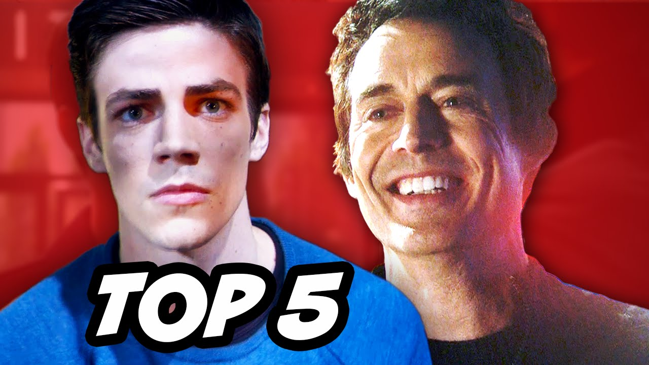 Download The Flash Episode 22 - TOP 5 WTF and Easter Eggs