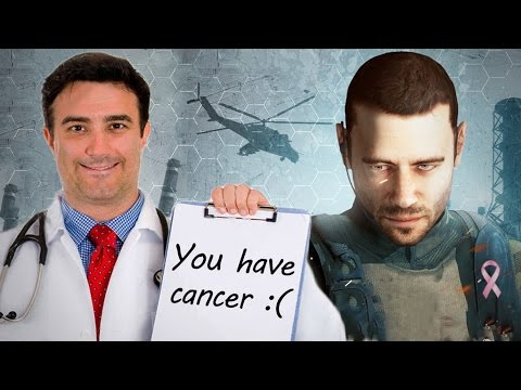 CANCER HUNTER - Chernobyl Commando Gameplay