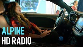 "Alpine / HD Radio is ""CD Quality Over Air"""