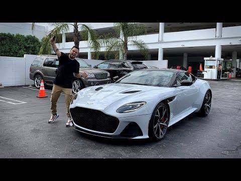Me Compre Un Nuevo Aston Martin! | Salomondrin