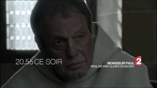 FILM TV  MONSIEUR PAUL    France 2 à 20 h 55