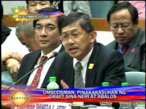 Ombudsman junks Neri, Abalos appeals vs graft charges