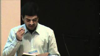 Siva Kumar - 3rd International Telugu Literary Conference Houston TX March 10-11th 2012.wmv