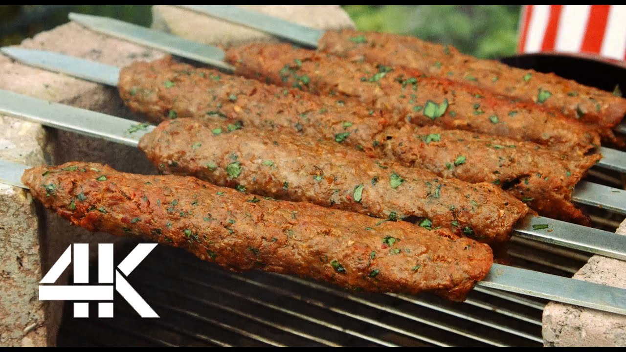 Adana kebab rezept