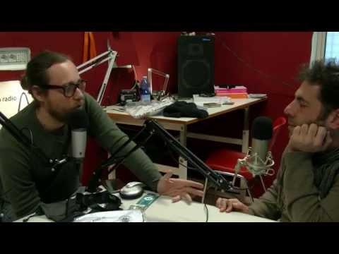 """Alessio Giannone, alias """"Pinuccio"""" intervistato da Radio Frequenza Libera- Politecnico di Bari"""
