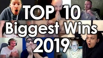 Top 10 - Biggest Wins of 2019