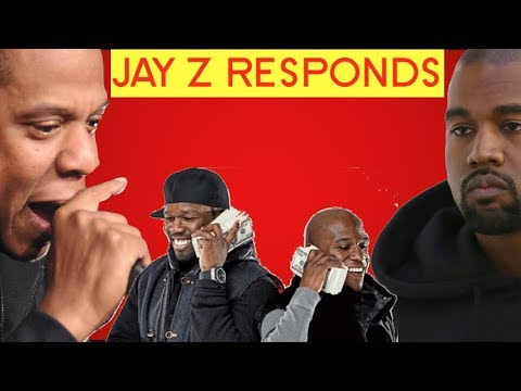 JAY Z RESPONDS TO MONEY PHONE LINE, KANYE WEST WEAK EMOTIONAL DISS, 4:44 ALBUM TALK