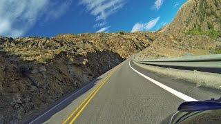 Washington Motorcycle Ride: Pine Canyon, Orondo to Waterville