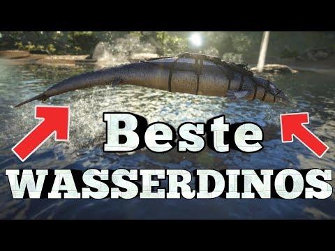 Die Besten Unterwasser Dinos In Ark Für Farming Und Pvp