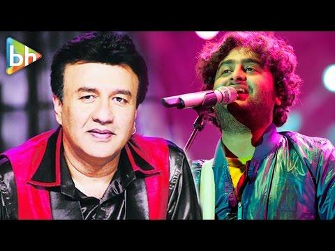Arijit Singh Is A REAL Singer | Anu Malik