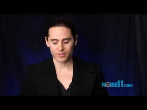 Jared Leto - Interview @ Noise11