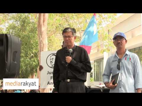 Tian Chua: Jiwa Perjuangan Tetap Bersama Kita, Anwar Ibrahim Adalah Pemimpin Gelombang Reformasi