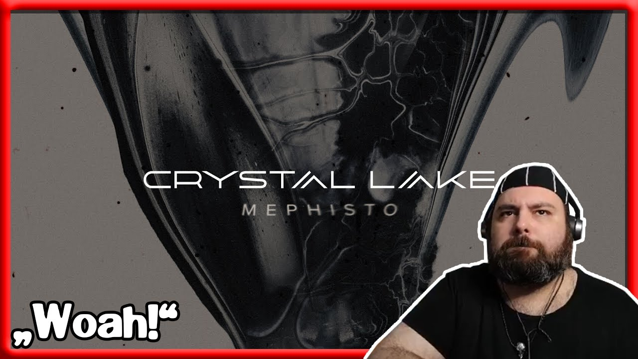 "😱""WOAH!""😱 Crystal Lake - Mephisto"