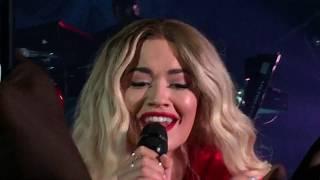 Rita Ora Live in Manila LET YOU LOVE ME | Mylene-4th Impact Video
