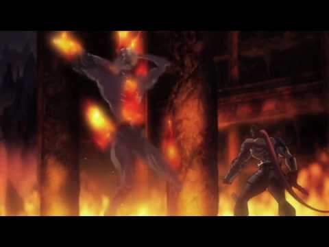 TRAILER  for DANTE'S INFERNO: An Animated Epic--on DVD and Blu-ray™ February 9th