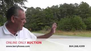 Suttles Landing Rd & Lake Secession Rd, Iva, Sc - Online Only Auction
