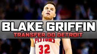 Gruby transfer! BLAKE GRIFFIN już nie gra w LA Clippers ► NBA po POLSKU