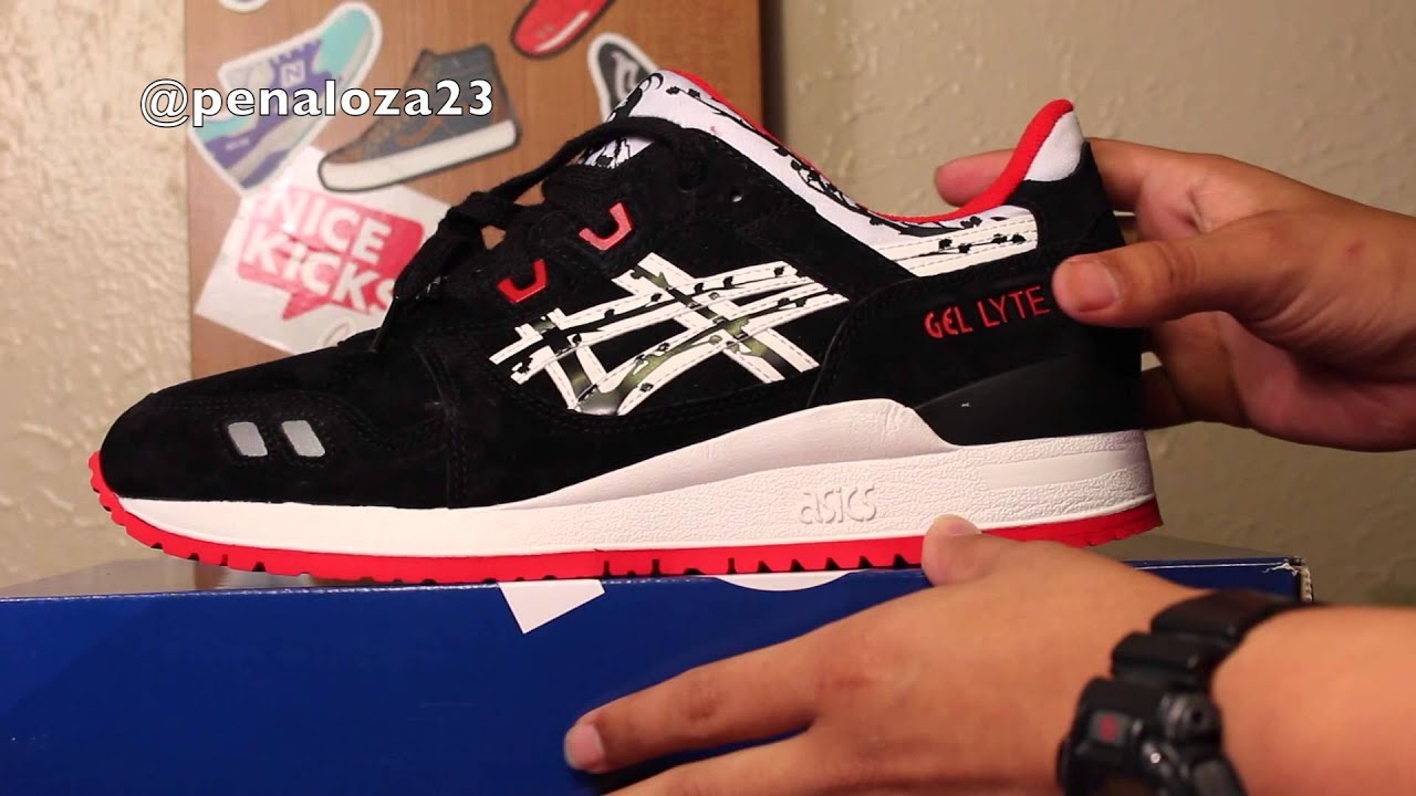 the best attitude 62807 94546 Sneaker Pick Up Asics x titolo Gel lyte iii