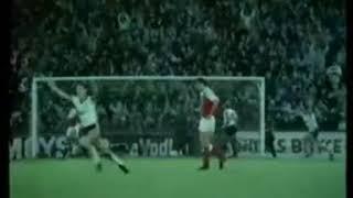 1985 St Mirren v Slavia Prague