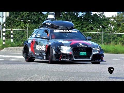 1000HP(!) Audi RS6 Avant DTM W/ Milltek Exhaust! LOUD Acceleration Sounds!