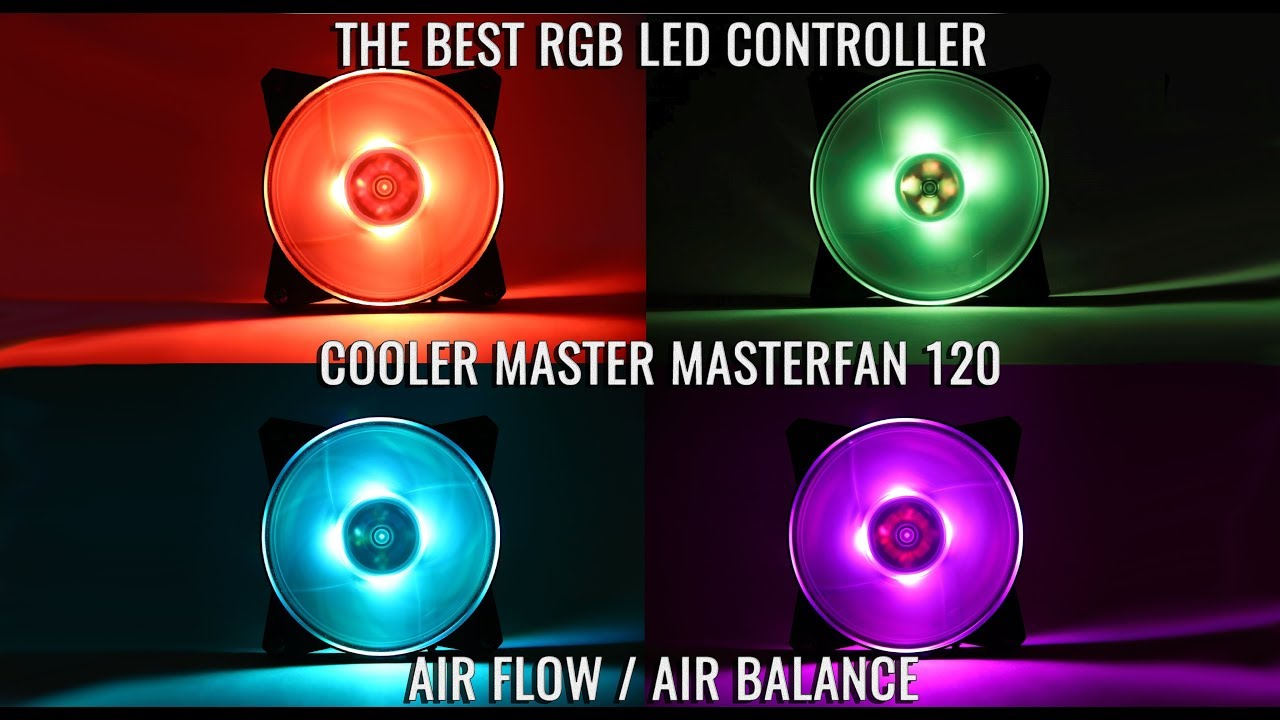 Cooler Master Rgb Led Controller Tutorial And Review Youtube Colour Connection Diagram