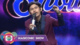 Indra Jegel Geli Lihat Anak Sekarang Berani Rayu Gurunya - Magicomic Show