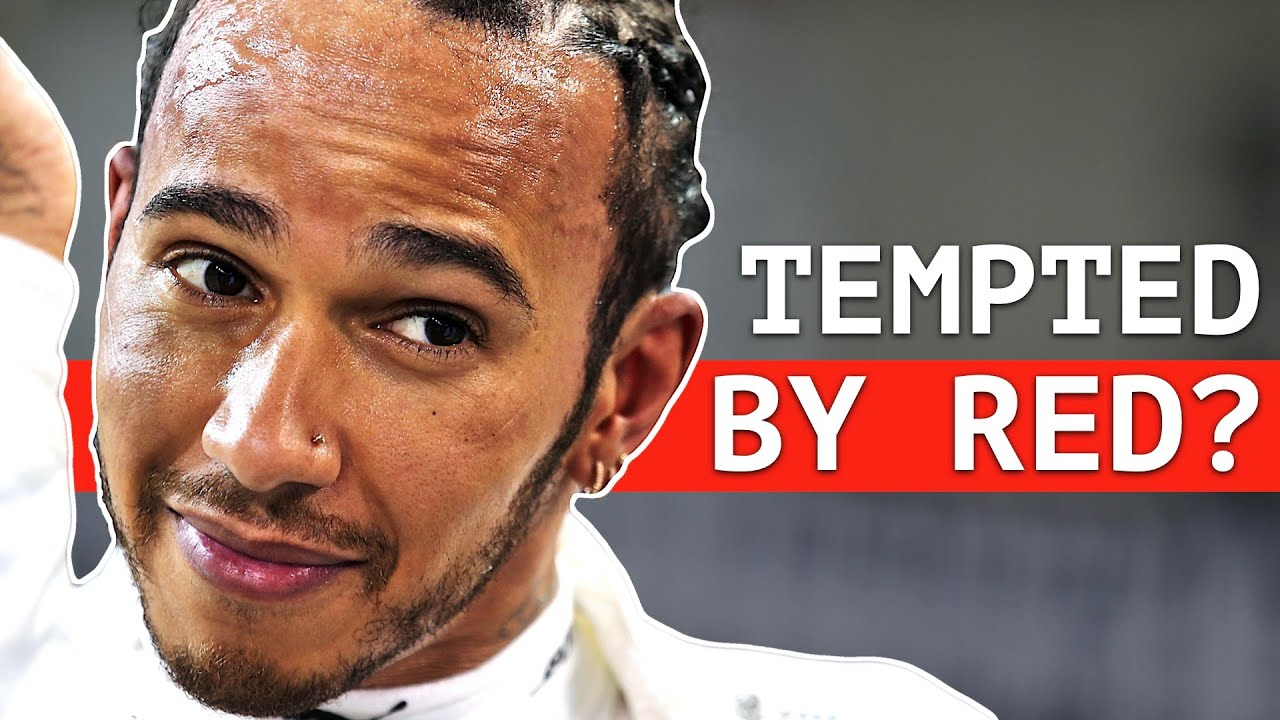 """""""Hamilton Might Have to Look at Ferrari"""" if Toto Left Mercedes"""