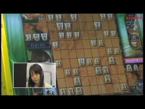 将棋界の女流プロから奨励会の3段に2人入っている。