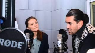 Александр Ломинский в гостях у Хорошее радио