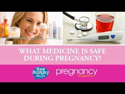 What Medicine Is Safe During Pregnancy?