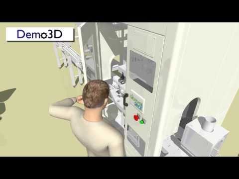 Add Demo3D Mobile Operators to your Automated System Presentations