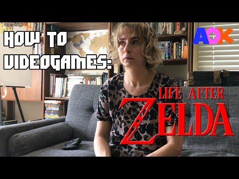 HOW TO VIDEOGAMES: LIFE AFTER ZELDA