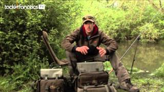 Tackle Fanatics TV - Fox Specialist Bucket Carryall
