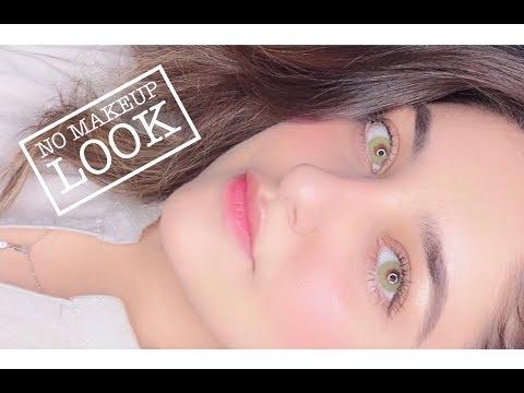 No Makeup Look | Learning Basic Makeup  | Makeup For Beginners | Makeup Look for School/College.