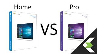 Diferenças das Versões do Windows 10 (Afinal vale a pena instalar o PRO?)