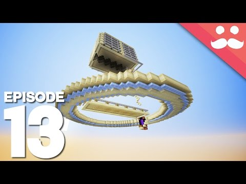 Hermitcraft 4: Episode 13 - The Halo