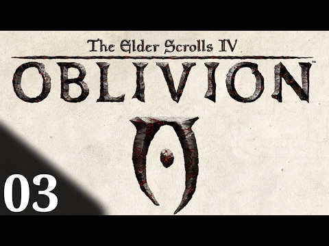 Oblivion Semi-Blind Episode 3: Silent Dungeon (The Elder Scrolls 4: Oblivion for the PC)