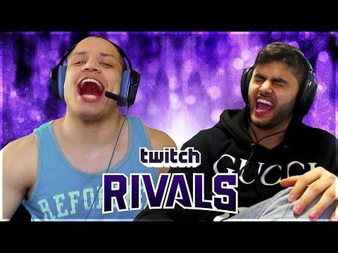 Twitch Rivals: League Of Legends (Tyler1 vs Yassuo) - Best Moments