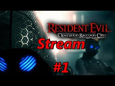 Resident Evil: O.R.C: Codename: Wolf Penis: (Twitch Stream).
