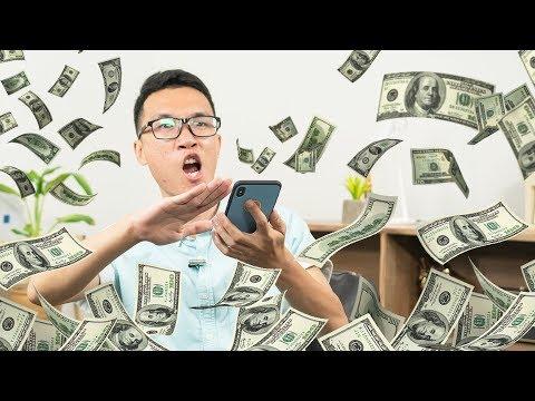 Vật Vờ| Đây là cách mình tiêu tiền hằng ngày!!!