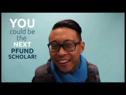 PFund Foundation Scholarship FAQs