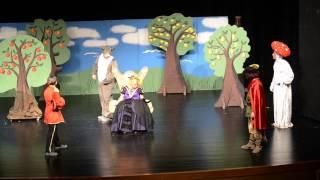 Çizmeli Kedi-Tiyatro Alkış