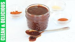 BBQ Sauce Recipe - Easy, Healthy, Homemade