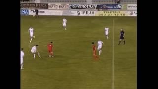 Los mejores goles de Juan Muñoz con el Sevilla Atlético