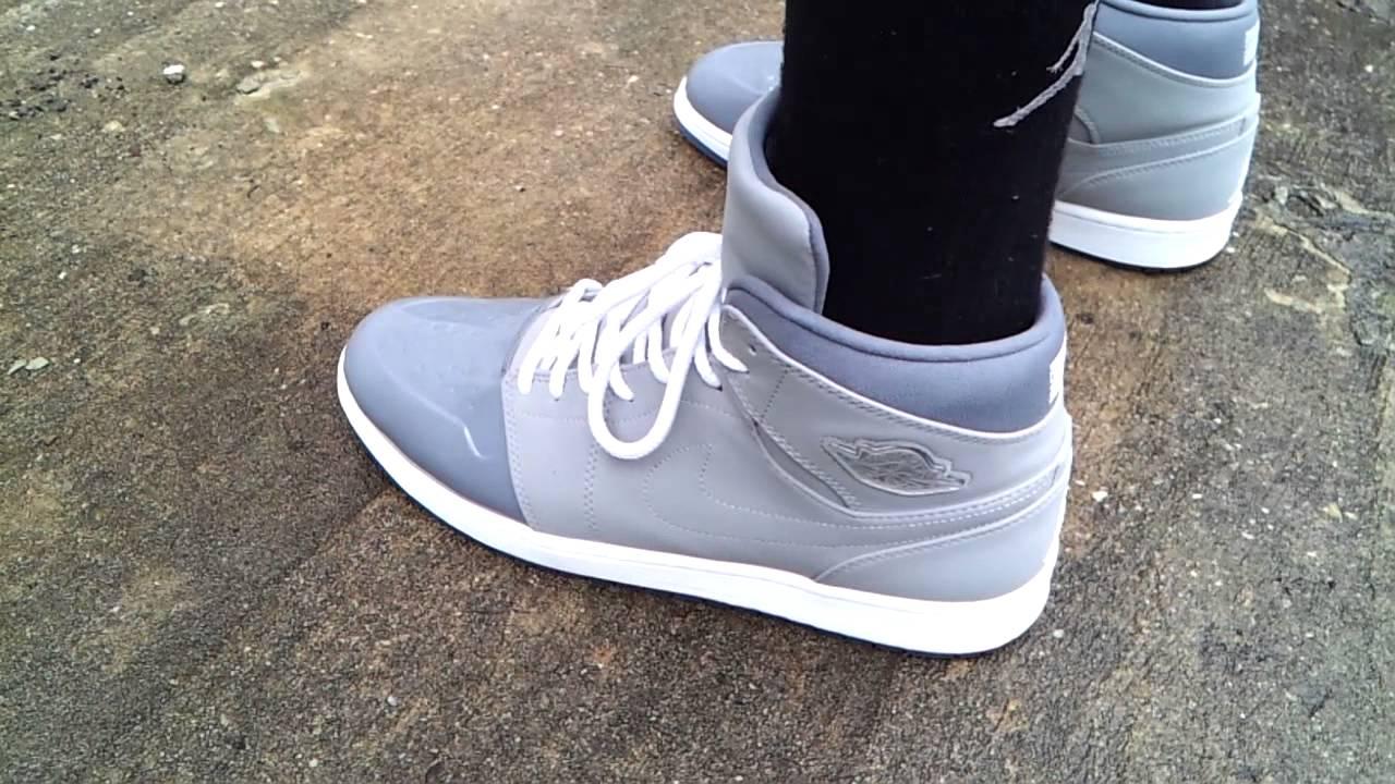 nike air jordan 1 retro 95 cool grey