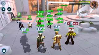 """Swgoh: 7 Star OG Chewie unlock! """"Who's the Bossk now Chewie?"""""""